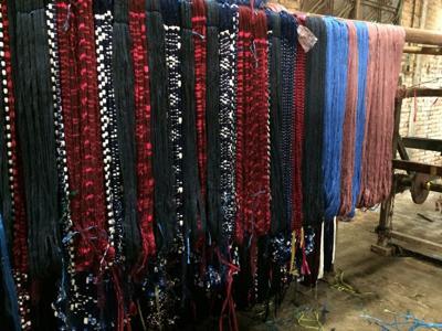 proses pembuatan benang kain tenun troso